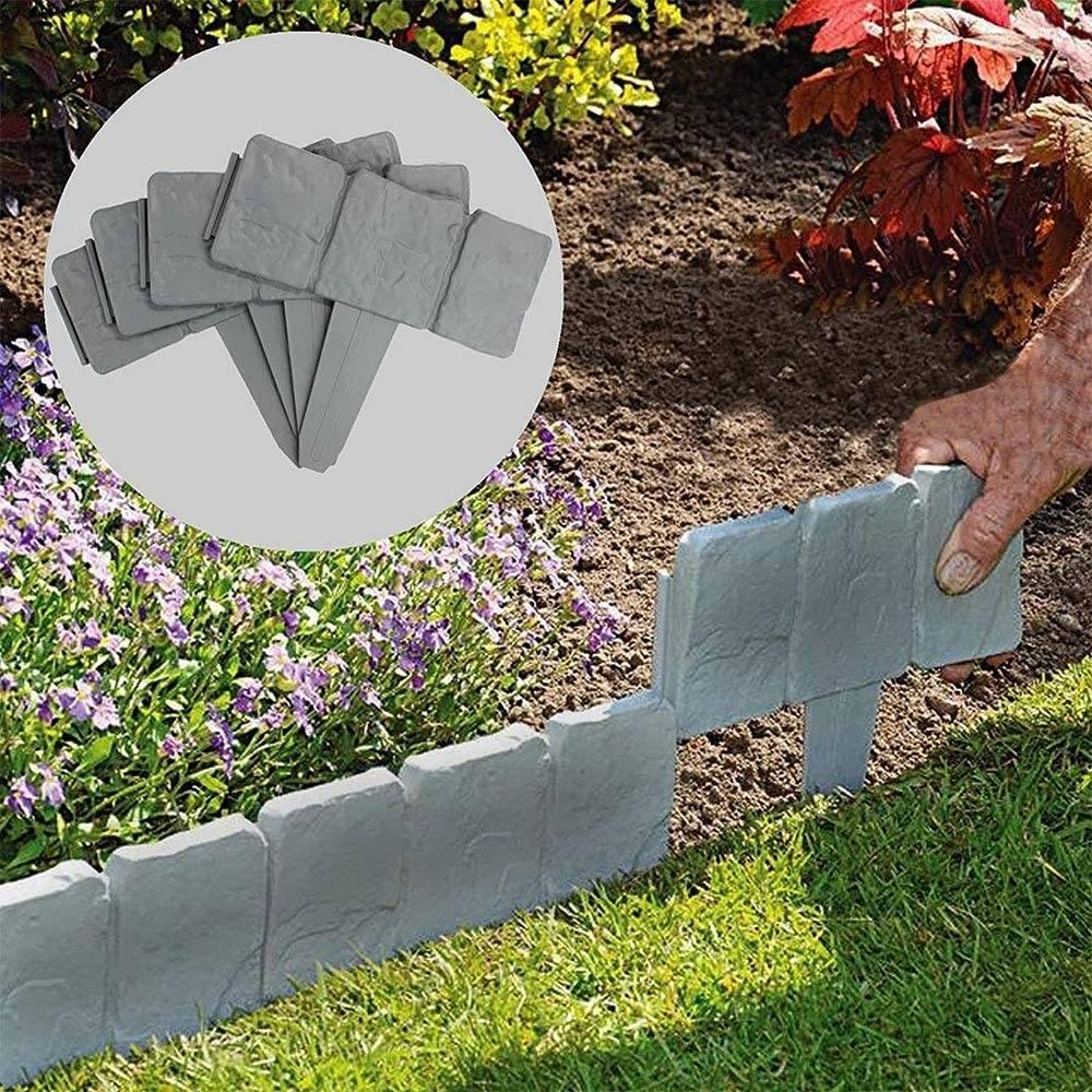 buy interlock flower bed border